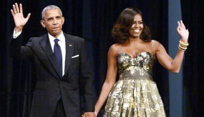 Poze rare! Barack și Michelle în ziua nunții