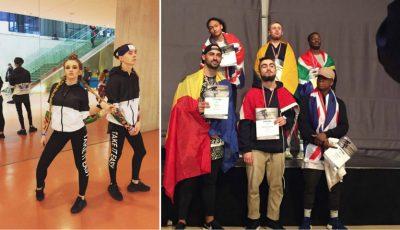 Dansatorii din echipa Space au adus aurul Moldovei la Campionatul Mondial