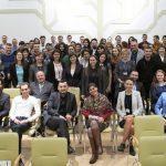 Foto: Tinerii sindicaliști au vorbit despre viitorul Republicii Moldova