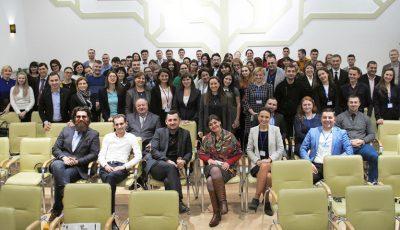Tinerii sindicaliști au vorbit despre viitorul Republicii Moldova