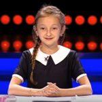 Foto: O fetiță din Chișinău i-a amuzat pe jurații de la Next Star!