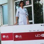 Foto: Spitalul nr.1 din Chișinău a obținut o donație de două televizoare