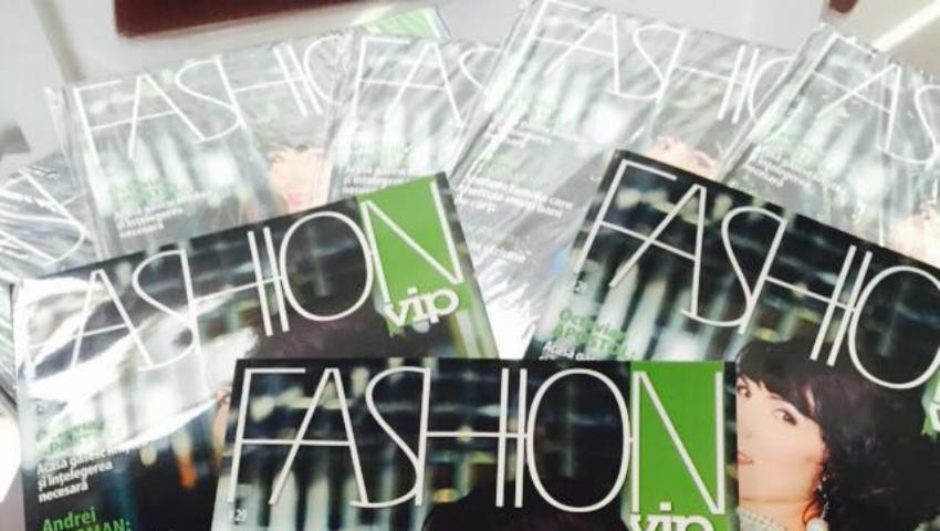 """Foto: Ce ți-a pregătit revista """"FASHION VIP"""" în ediția de toamnă!"""
