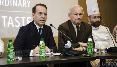 """Ambasadorul Italiei a dat startul """"Primei Săptămâni a Bucătăriei Italiene în Lume"""". Iată ce evenimente vor avea loc la Chișinău"""