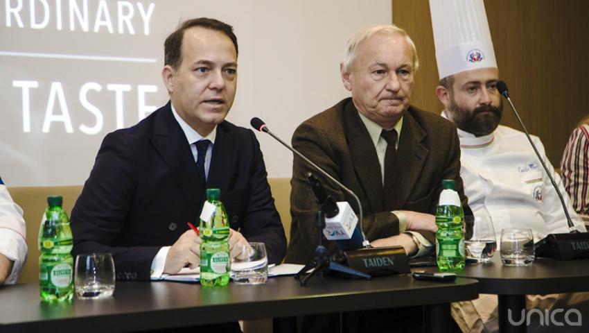 """Foto: Ambasadorul Italiei a dat startul """"Primei Săptămâni a Bucătăriei Italiene în Lume"""". Iată ce evenimente vor avea loc la Chișinău"""