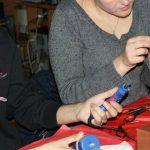 """Foto: Fundaţia de Binefacere Caritas Moldova lansează campania de Crăciun  """"Dăruieşte lumină"""""""