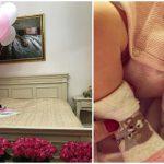 Foto: Iată cum o cheamă pe fetița Elenei Bivol!