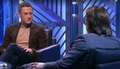 Dmitrii Shepelev, primul interviu la TV despre Janna Friske și fiul lor
