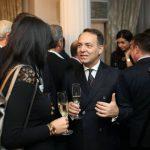 Foto: Cum a fost la cina de la Reședința Ambasadorului Italiei în Republica Moldova