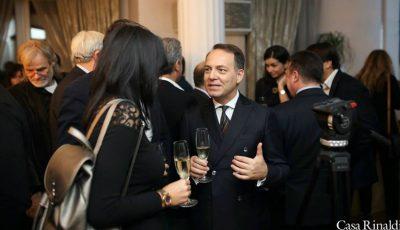 Cum a fost la cina de la Reședința Ambasadorului Italiei în Republica Moldova