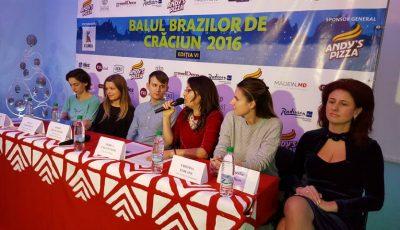 A fost dat startul expoziției Brazilor de Crăciun