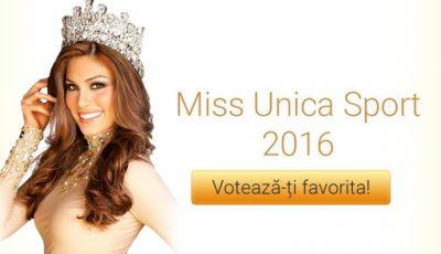 6 finaliste vor lupta pentru titlul Miss Unica Sport 2016! Iată cine sunt