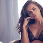 Foto: Xenia Deli, imaginea unui brand de lenjerie. Arată seducător