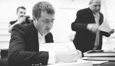 """Denis Roșca, despre cum s-a """"născut"""" """"Cartea de Aur a Basarabiei și a Republicii Moldova"""""""