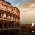 Foto: Din primăvară, zbori la Roma cu Fly One, mai ieftin ca niciodată!