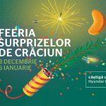 Foto: Feeria surprizelor de Crăciun la Shopping MallDova: zâmbete, cadouri și premii pe 4 roți!