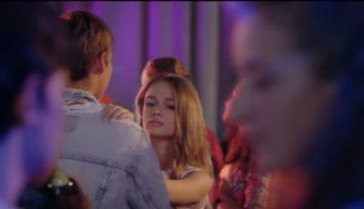 Eva Timush apare în videoclipul lui Gazmanov