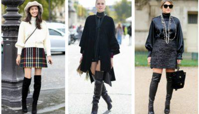Ce modele de cizme purtăm în această iarnă!