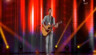 Un tânăr din Anenii Noi i-a lăsat mască pe jurații X Factor!