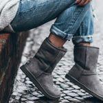 Foto: Cum să porți cizmele UGG în sezonul rece