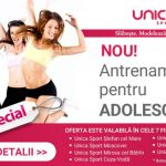 Foto: NOU! Antrenamente pentru ADOLESCENTE la Unica Sport