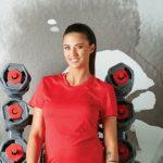 Foto: Antonia face sport și în ultimul trimestru de sarcină