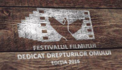 Festivalul Filmului Dedicat Drepturilor Omului vine cu mai multe surprize. Iată care sunt ele!
