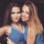 Foto: Două prietene din Moldova vor concura în același concurs de frumusețe!
