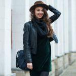 Foto: Fashion bloggerița Maggy Platon îți spune cum poți fi stilată cu bani puțini!