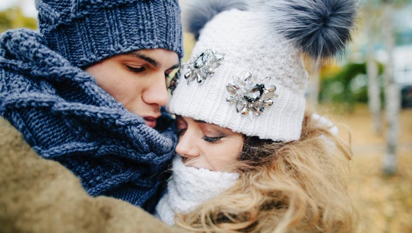 Foto: Lilia Caraush creează adevărate capodopere pentru cele mai friguroase femei!