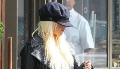 De nerecunoscut. Christina Aguilera a exagerat cu operațiile plastice