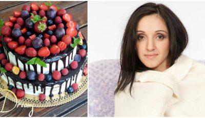 Irina Burduhos, femeia care n-avea treabă cu gătitul, iar acum are un grup culinar cu peste 45.000 de membri