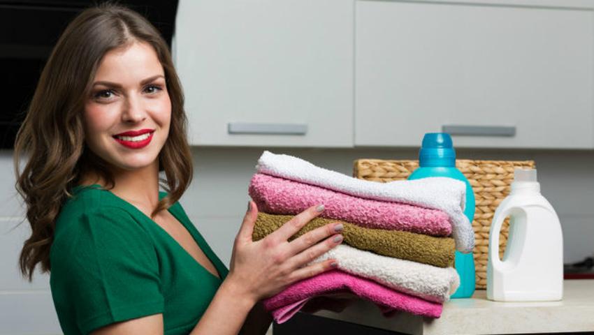 Foto: Cum să speli corect prosoapele
