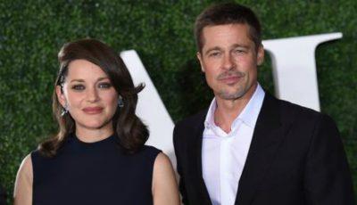 "Marion Cotillard: ""Sexul cu Brad Pitt a fost ciudat"""