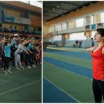 """Foto: Unica Sport, alături de micii sportivi la """"Maratonul Copiilor"""""""
