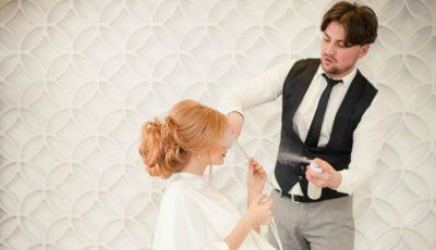 NUNTA by AURA recomandă: Ion Ţurcan – hair stylist cu destin de profesionist