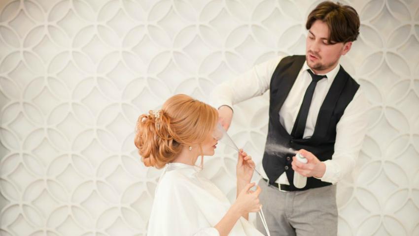 Foto: NUNTA by AURA recomandă: Ion Ţurcan – hair stylist cu destin de profesionist