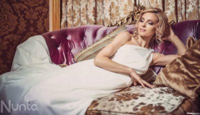 """Revista Nunta by Aura recomandă – Irina Bivol: """"Mi-am dorit o rochie altfel!"""""""