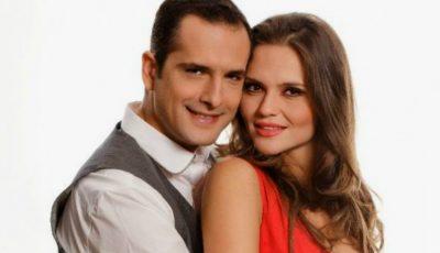 Cristina Şişcanu şi Mădălin Ionescu au ales numele fetiţei!