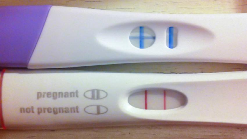 Foto: Teste de sarcină pozitive, la vânzare pe internet. În ce scop erau folosite?