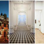 Foto: Imagini din clădirea Muzeului de Arte din Chişinău, proaspăt renovată!