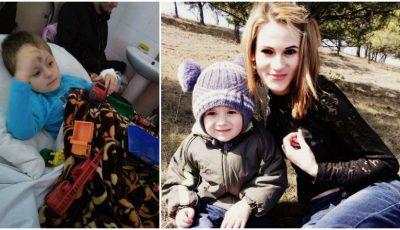 Copilul de 3 ani, rămas orfan de părinţi şi de bunici în accidentul de la Cimişlia, are nevoie de ajutorul nostru!