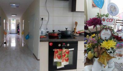 Prima casă comunitară pentru copii orfani cu dizabilităţi a fost inaugurată la Chişinău!
