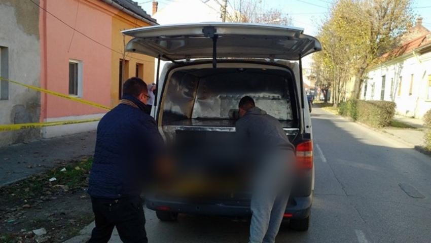 Foto: Teribil! Un bărbat din Chişinău, stabilit la Timişoara, şi-a omorât fiul de şase ani apoi s-a sinucis