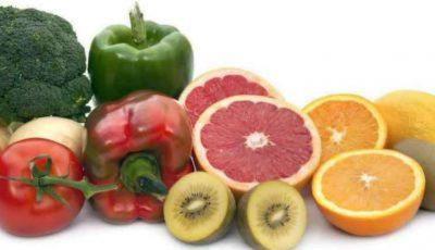 Alimente mai bogate în vitamina C decât portocalele