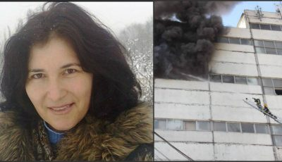 S-a deschis un cont în care pot fi donaţi bani pentru a ajuta familia femeii dispărute în incendiul de pe strada Uzinelor!