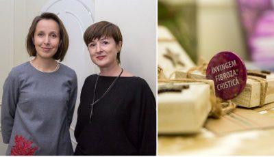 Olga Tapiola, soția ambasadorului UE în Republica Moldova, a gătit o cină de caritate în susținerea copiilor cu fibroză chistică!