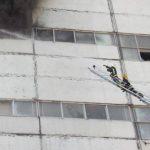 Foto: Cumplit! Femeia dată dispărută în timpul incendiului de pe strada Uzinelor ar fi fost găsită