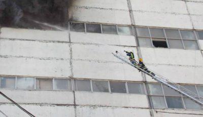 Cumplit! Femeia dată dispărută în timpul incendiului de pe strada Uzinelor ar fi fost găsită