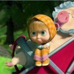 Foto: Desenul animat Masha şi Ursul, printre cele mai periculoase pentru copii, potrivit psihologilor din Rusia!